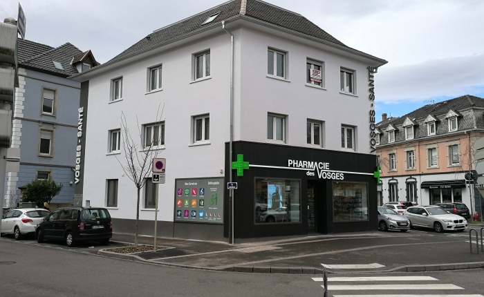 Pharmacie des Vosges